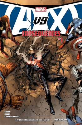 AvX: Consequences (Comic Book) #1