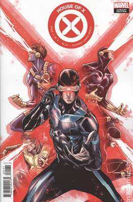 House of X (Variant Covers) #1.5