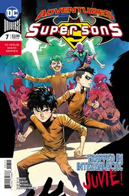 Adventures of the Super Sons (2018-) (Comic Book) #7