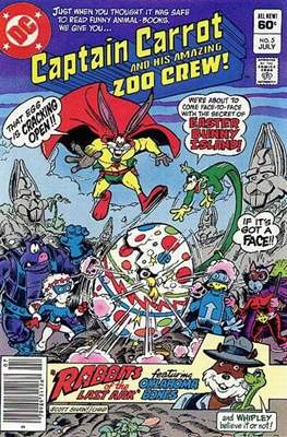 Captain Carrot and His Amazing Zoo Crew #5