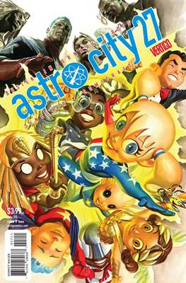 Astro City (Comic Book) #27