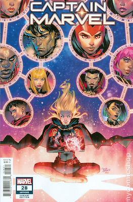 Captain Marvel Vol. 10 (2019- Variant Cover) #28.1