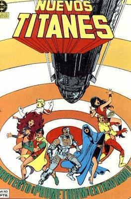 Nuevos Titanes Vol. 1 (1984-1988) (Grapa 40 pp) #10
