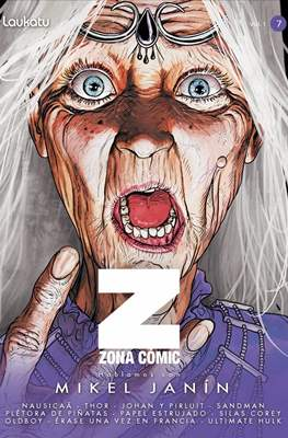 Zona Cómic (Grapa) #7