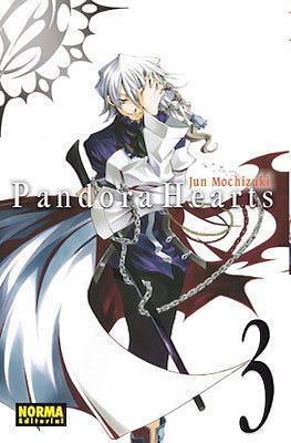 Pandora Hearts (Rústica con sobrecubierta) #3
