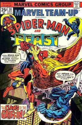 Marvel Team-Up Vol. 1 (Comic-Book) #38
