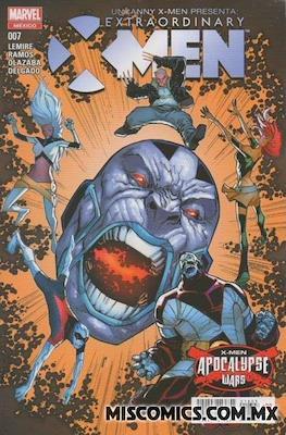 Uncanny X-Men (2016-2017) (Grapa) #7