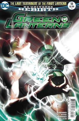 Green Lanterns Vol. 1 (2016-2018) (Comic-book) #18
