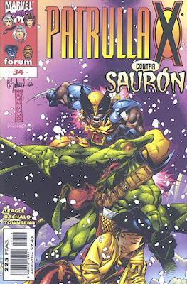 Patrulla-X Vol. 2 (1996-2005) (Grapa) #34