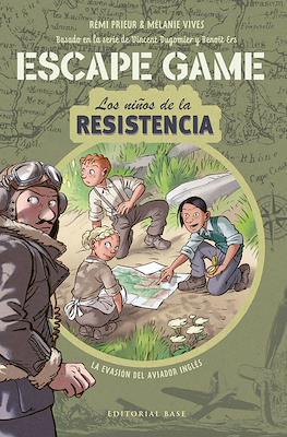 Los niños de la Resistencia Escape Game