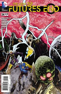 The New 52: Futures End (Comic-Book) #24
