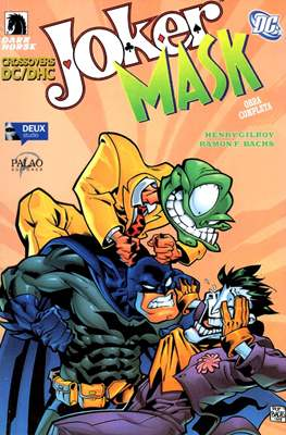 Crossovers DC/DHC (TPB) #5