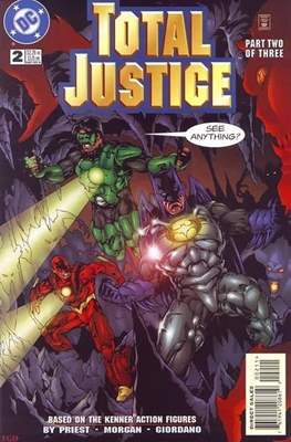 Total Justice #2