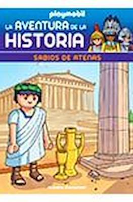 La aventura de la Historia. Playmobil #6