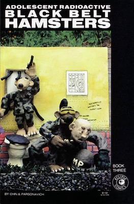 Adolescent Radioactive Black Belt Hamsters (1986-1988) #3