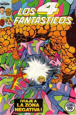 Los 4 Fantásticos Vol. 1 (1983-1994) (Grapa 36-32-24 pp) #33
