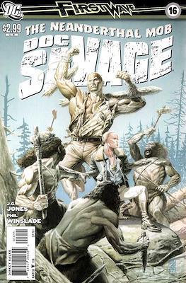 First Wave: Doc Savage (Grapa) #16