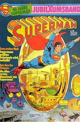 Superman Jubiläumsband