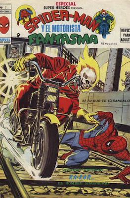 Especial Super Héroes (1979-1980) (Grapa) #7