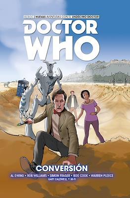Doctor Who: El Undécimo Doctor (Rústica 128 pp) #3