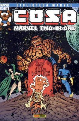 Biblioteca Marvel: La Cosa (2005-2006) (Rústica 160 pp) #9