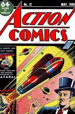Action Comics Vol. 1 (1938-2011; 2016-) (Comic Book) #12