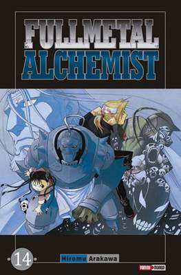 Fullmetal Alchemist (Rústica) #14