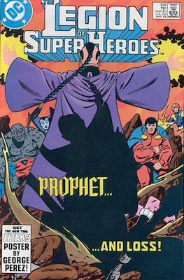 Legion of Super-Heroes Vol. 2 (1980-1987) (Comic-book) #309
