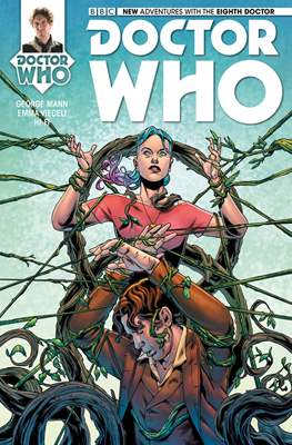 Doctor Who: The Eighth Doctor (Grapa) #4