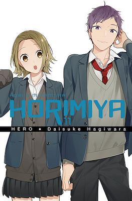 Horimiya (Rústica con sobrecubierta) #11