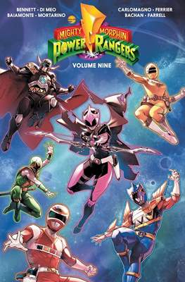 Mighty Morphin Power Rangers (Digital) #9
