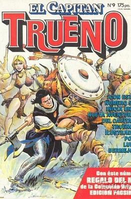 El Capitán Trueno. Nuevas aventuras (Grapa. 52 pp) #9