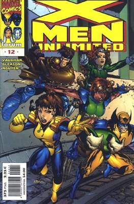 X-Men Unlimited (1997-2000) #12