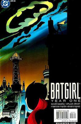 Batgirl: Year One (Comic Book) #3
