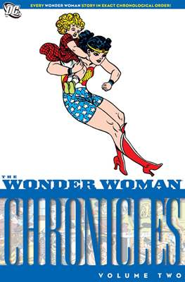 The Wonder Woman Chronicles #2