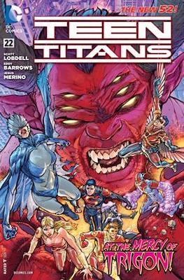 Teen Titans Vol. 4 (2011-2014) #22