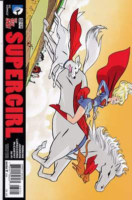 Supergirl Vol. 6 (2011-2015) (Comic Book) #37.1