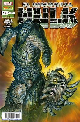 El Increíble Hulk Vol. 2 / Indestructible Hulk / El Alucinante Hulk / El Inmortal Hulk (2012-) #87/12