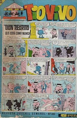 Tio Vivo. 2ª época (1961-1981) (Grapa) #305