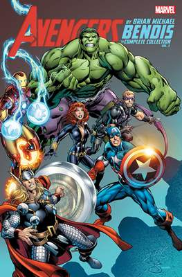 Avengers by Brian Michael Bendis: The Complete Collection (Softcover) #3