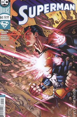 Superman Vol. 4 (2016-... Variant Covers) (Grapa) #44