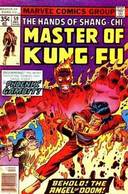 Master of Kung Fu (Comic Book. 1974 - 1983. Continued from Special Marvel Edition #16) #59