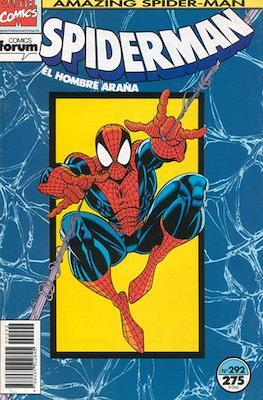 Spiderman Vol. 1 / El Espectacular Spiderman (1983-1994) (Grapa 32-48 pp) #292