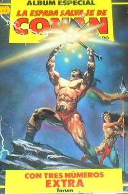 La Espada Salvaje de Conan - Álbum especial #3