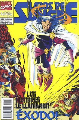 Lazos de Sangre (1994) (Grapa. 17x26. 32 páginas. Color. (1994).) #4