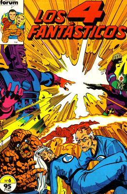 Los 4 Fantásticos Vol. 1 (1983-1994) #6