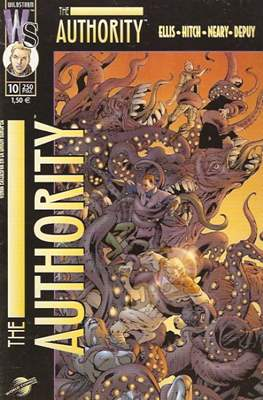 The Authority Vol. 1 (2000-2003) (Grapa 28 pp) #10
