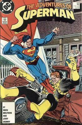 Superman Vol. 1 / Adventures of Superman Vol. 1 (1939-2011) (Comic Book) #430