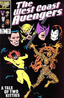 West Coast Avengers Vol. 2 (Comic-book. 1985 -1989) #16
