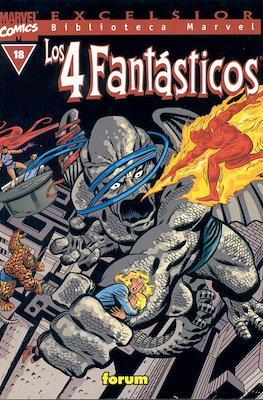 Biblioteca Marvel: Los 4 Fantásticos (1999-2001) (Rústica 160 pp) #18